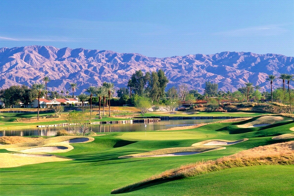Dunes GC, Palm Springs, CA