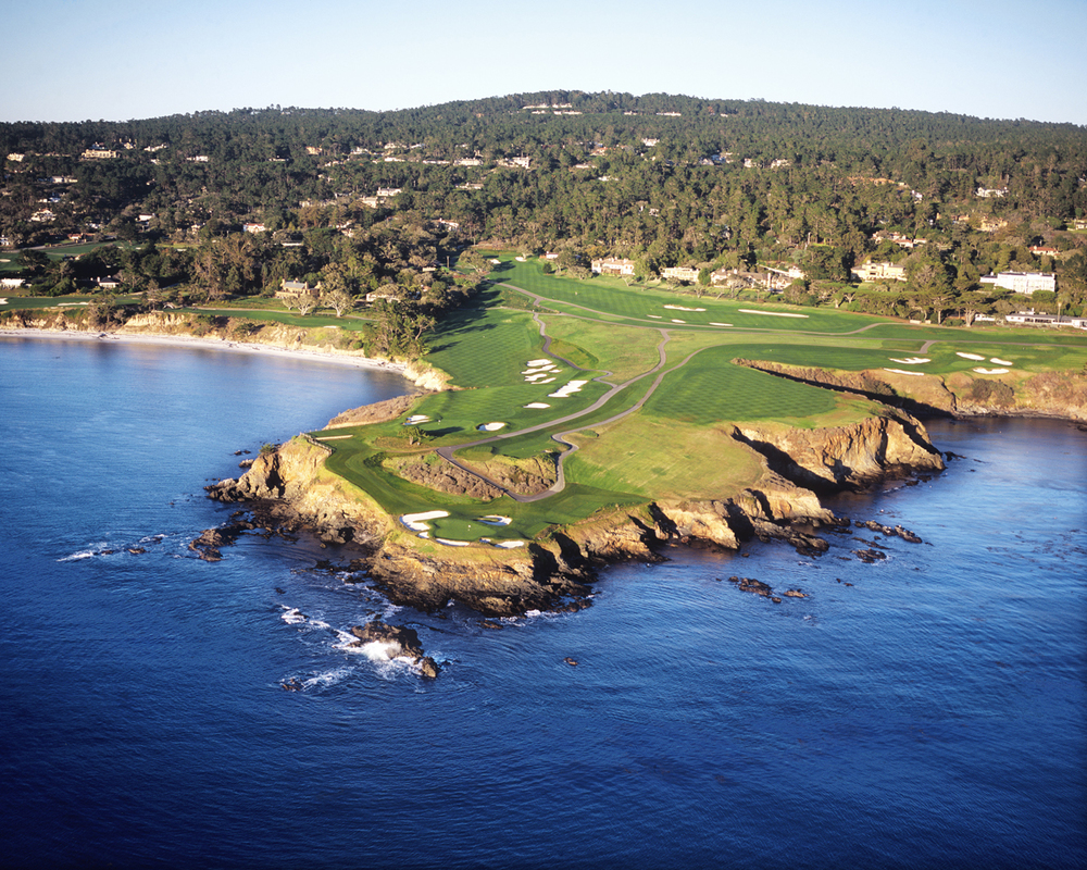 Pebble Beach GC, Pebble Beach, CA