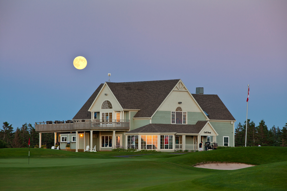 Crowbush Clubhouse, PEI
