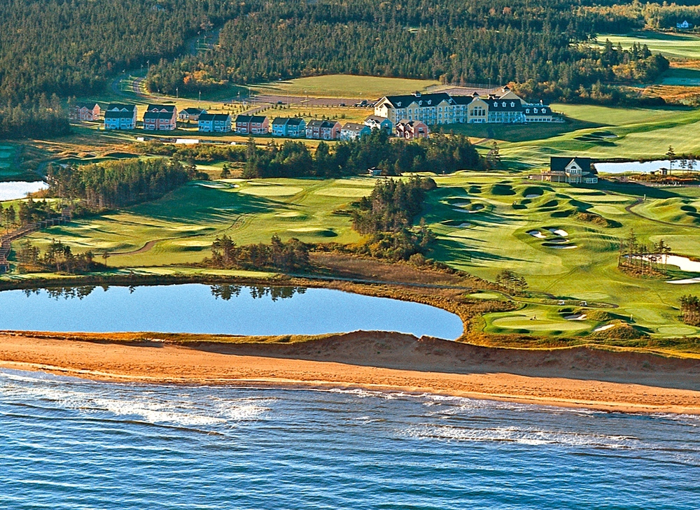 Crowbush Golf Course, PEI