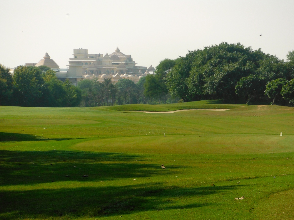 Classic golf club, delhi, india