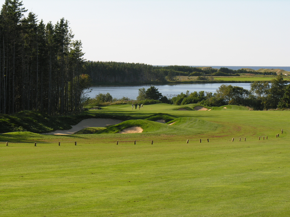 Green Gables Golf Course, PEI