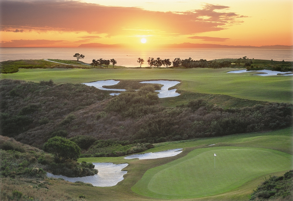 Pelican Hill Golf Course, CA