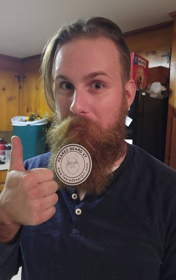 "Feared beard has been one of the best beard products that I have used over the past few years.  The variety of scents is unmatched by other ""leading""  beard oils.  The smell lasts long,  non greasy,  and frankly,  I just love it!  Grow on and prosper! -Ryan from NC"