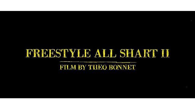 Nouveau freestyle All Shart sur la chaîne YouTube La Smala!!! 🔥🔥🔥🔥