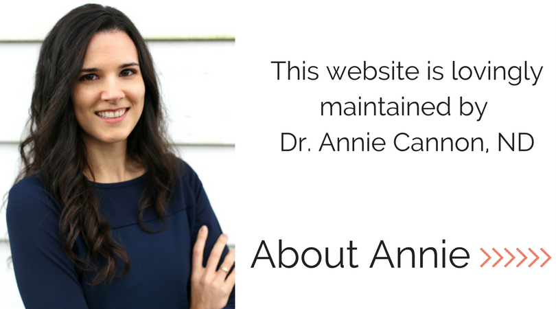 Hi, I'm Annie!Here you will find-+ Natural health tips+ Discussions on hot health topics+ Minimalist style inspiration+ The achievements and struggles of someone finding freedom through minimalist living.png