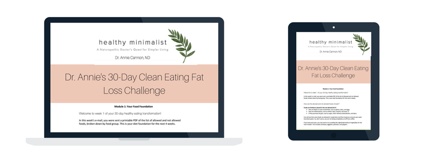Dr. Annie's 30-Day Clean Eating Fat Loss Challenge.png
