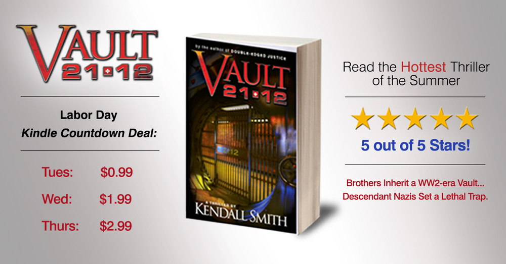Vault 21-12, on sale this week for a limited time.