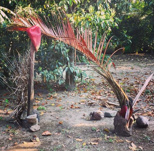 Esculturas en equilibrio 3 de abril 2015.