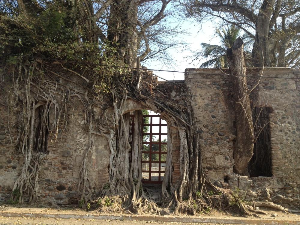 Ruinas de la Casa de Hernán Cortés