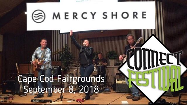 Calling all New Englanders!! Connect Festival is coming to Cape Cod Fairgrounds ♥️ 9/8/18 w/ @sidewalkprophets Hope to see you there!