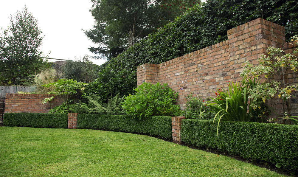 landscaped garden in belfast