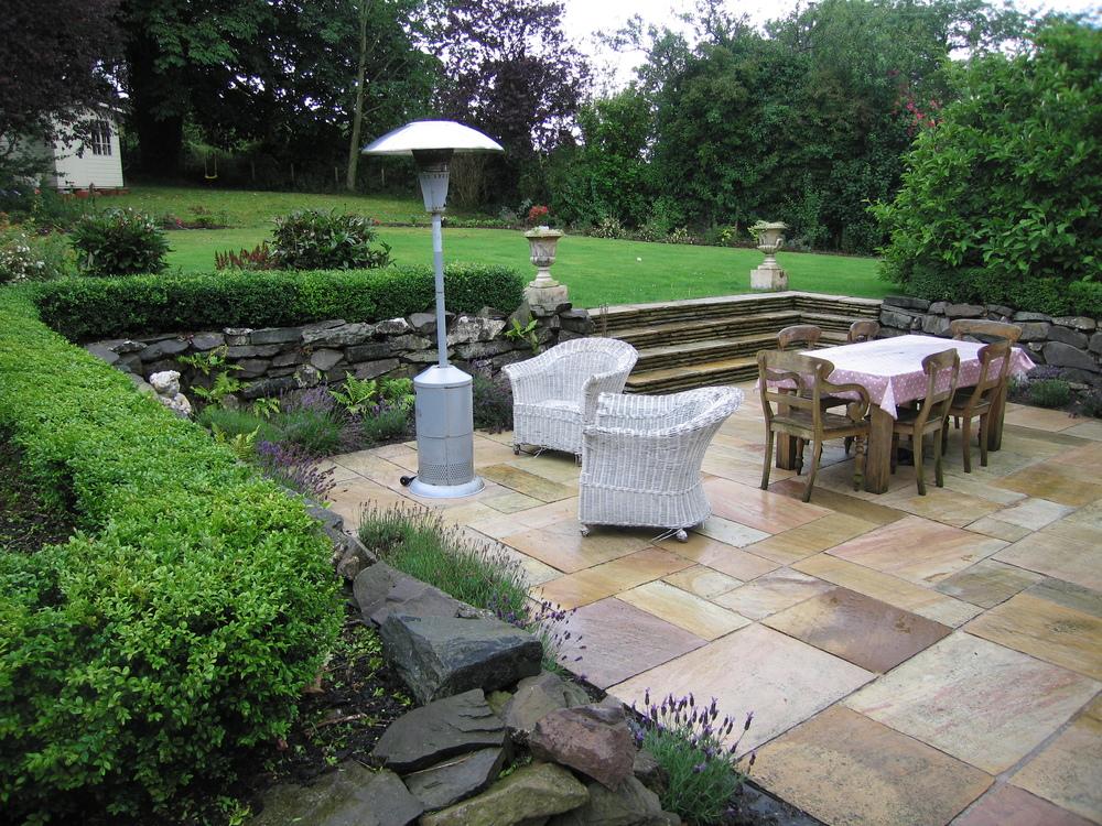 landscaping and garden design Belfast