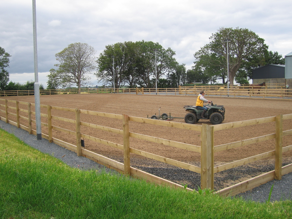 equestrian construction Northern Ireland