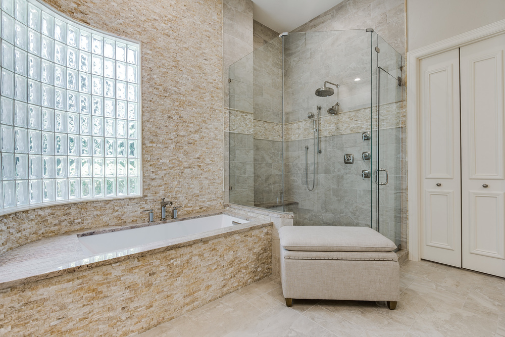 Southern Hills Master Bath Remodel