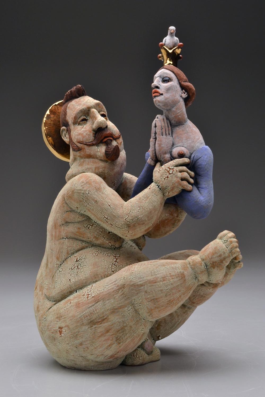 Virgin Mary Hand Puppet