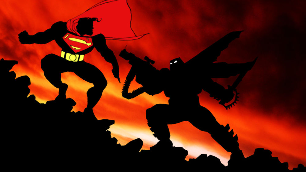 Image taken from The Dark Knight Returns by Frank Miller