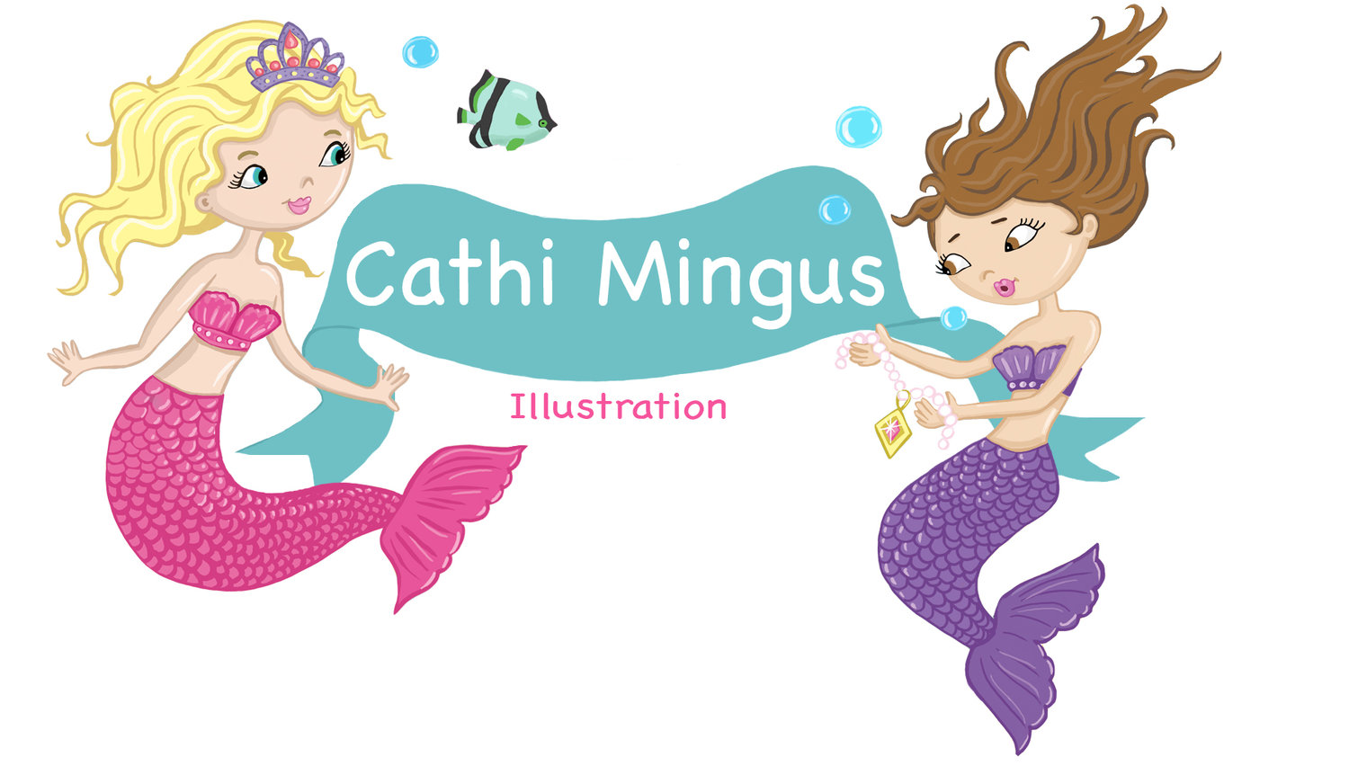 Cathi Mingus Illustration
