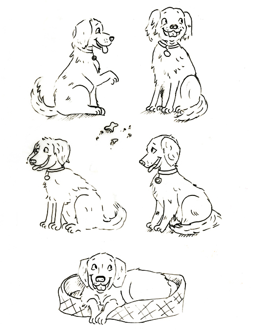 dog sketches c.mingus.jpg