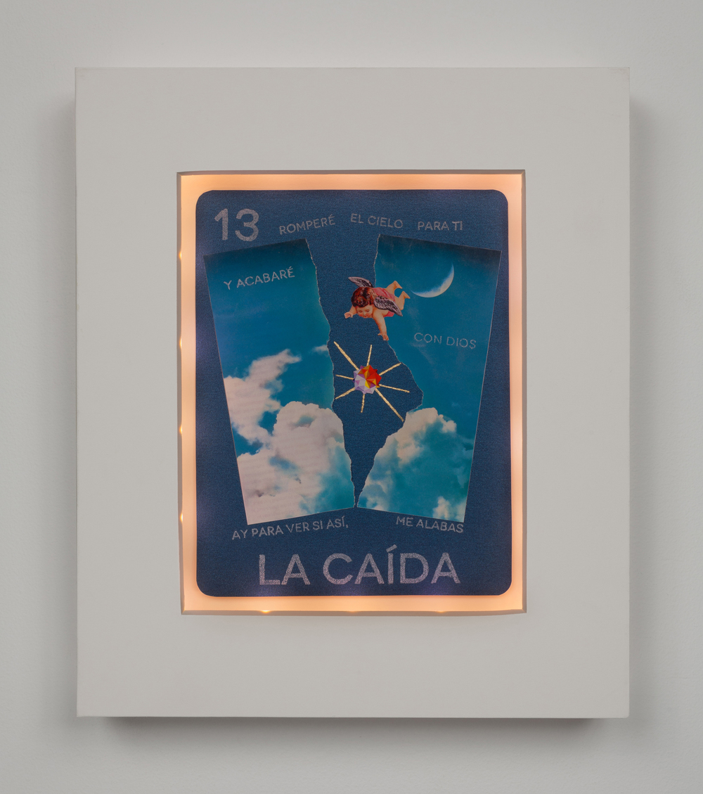 13 La Caída (The Fall)