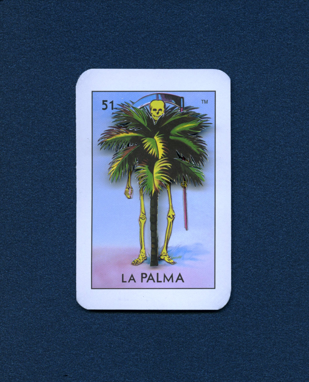 The Reaper. The Palm.   I see you.