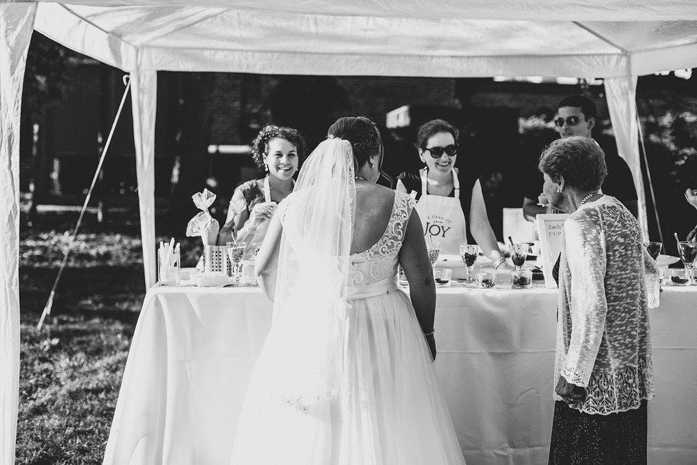 Bakken-Robertson Wedding
