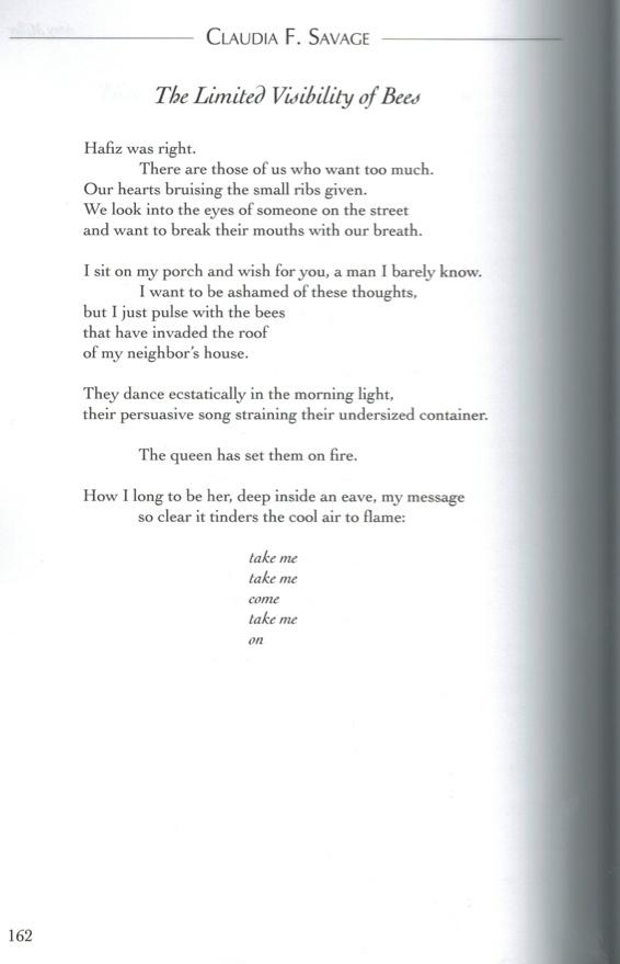 poem in Nimrod International Journal