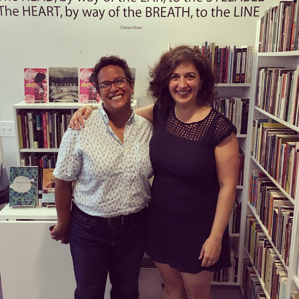 Open Books w/ Ana-Maurine Lara