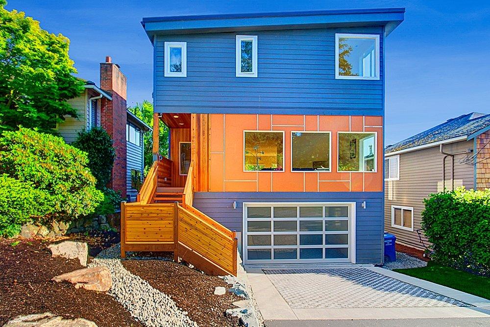 West Seattle Fauntleroy -