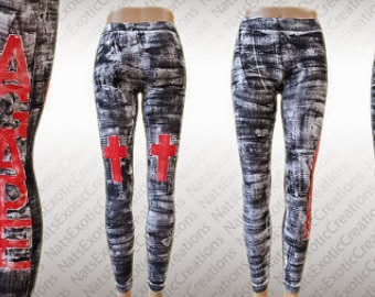 Leggings with Red crosses on them.jpeg