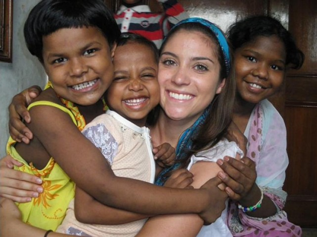 woman with orphans-happy.jpg