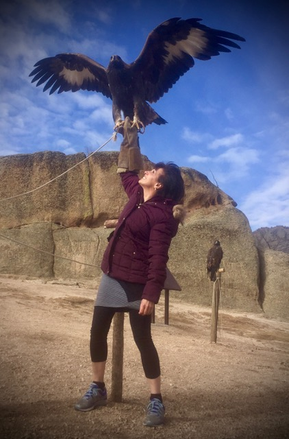 Mongolia---leslie with eagle overhead.jpeg