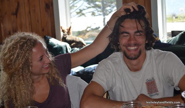 Maddi and Elisha--messing his hair.jpeg
