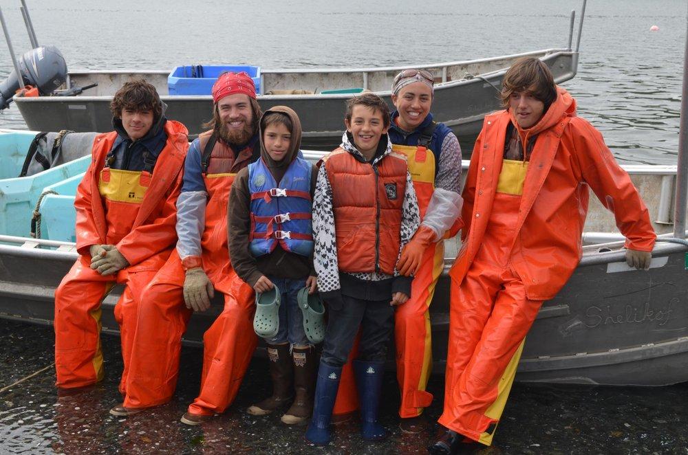 6 kids in fishing gear (boys little).jpg