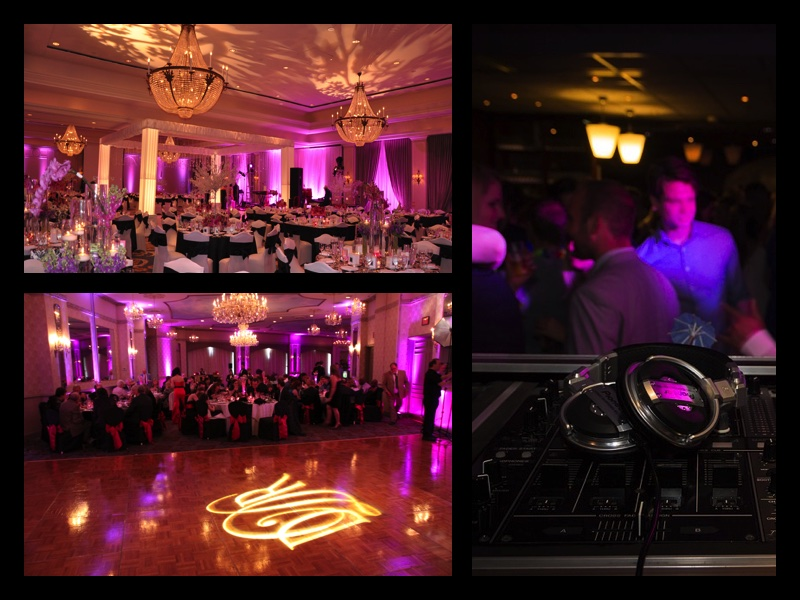 DJ ADD-ONS - - Uplighting- Projected Monogram- Karaoke