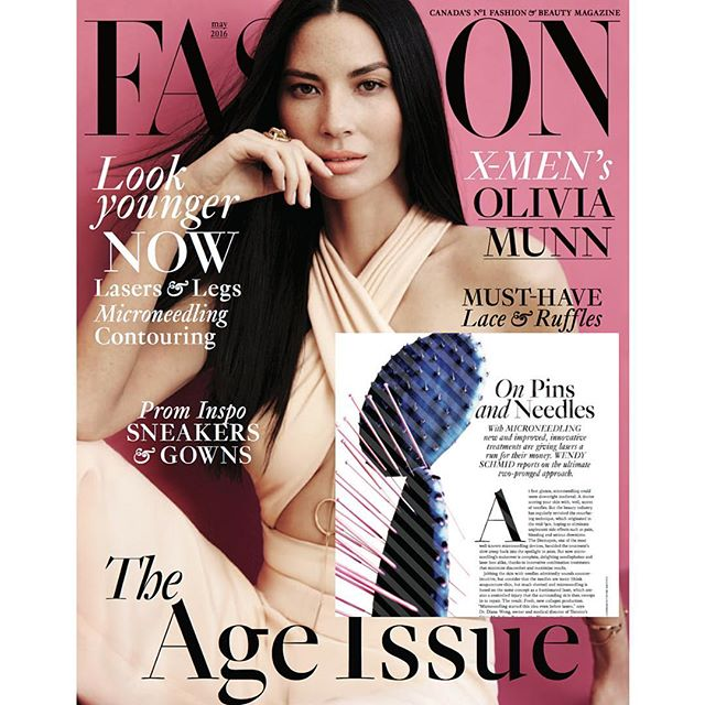 "- #FashionMag - 💁🏻 On ""Pins and Needles"" about micro-needling? Fashion magazine interviewed their very #Best professionals (Natalie was one of them!), to visit, for the treatment that's making a comeback in Hollywood....Micro-Needling! 💉 This weekend, pick-up your ""Fashion Magazine"" month of May edition!  #SkinSecret#NoteWorthy#Glow#MicroNeedling#Hollywood#Fashion#Magazine#QueenOfMicroNeedling#LA#Skincare#BeverlyHills#Facial#AfterglowBeverlyHills"