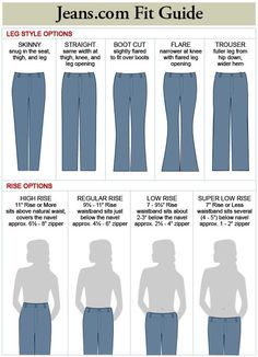 DENIM JEANS: Finding the PERFECT FIT — Pretty Things