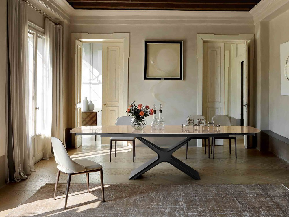Calliope Table + Malva Chair