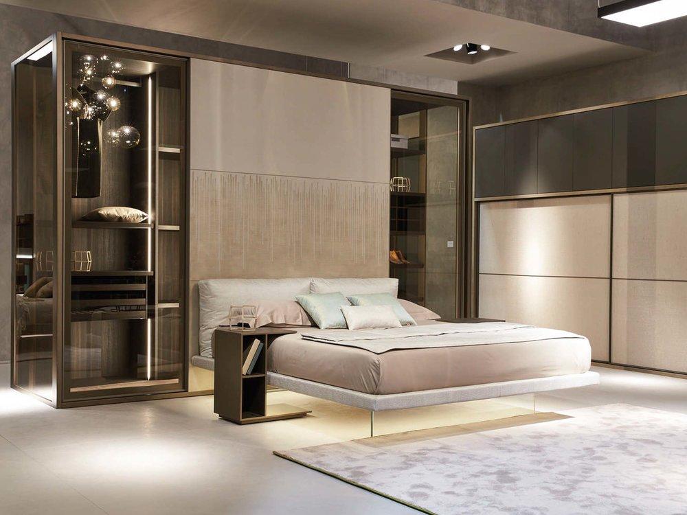 Royal Bed + Cabina Armadio India