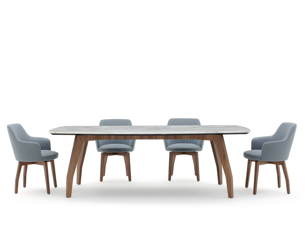 Allen Table + Allen Chair