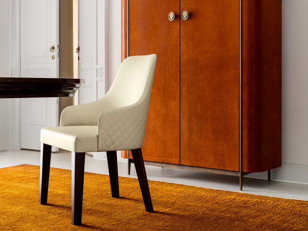 Ingrid Chair + Alenxander Sideboard
