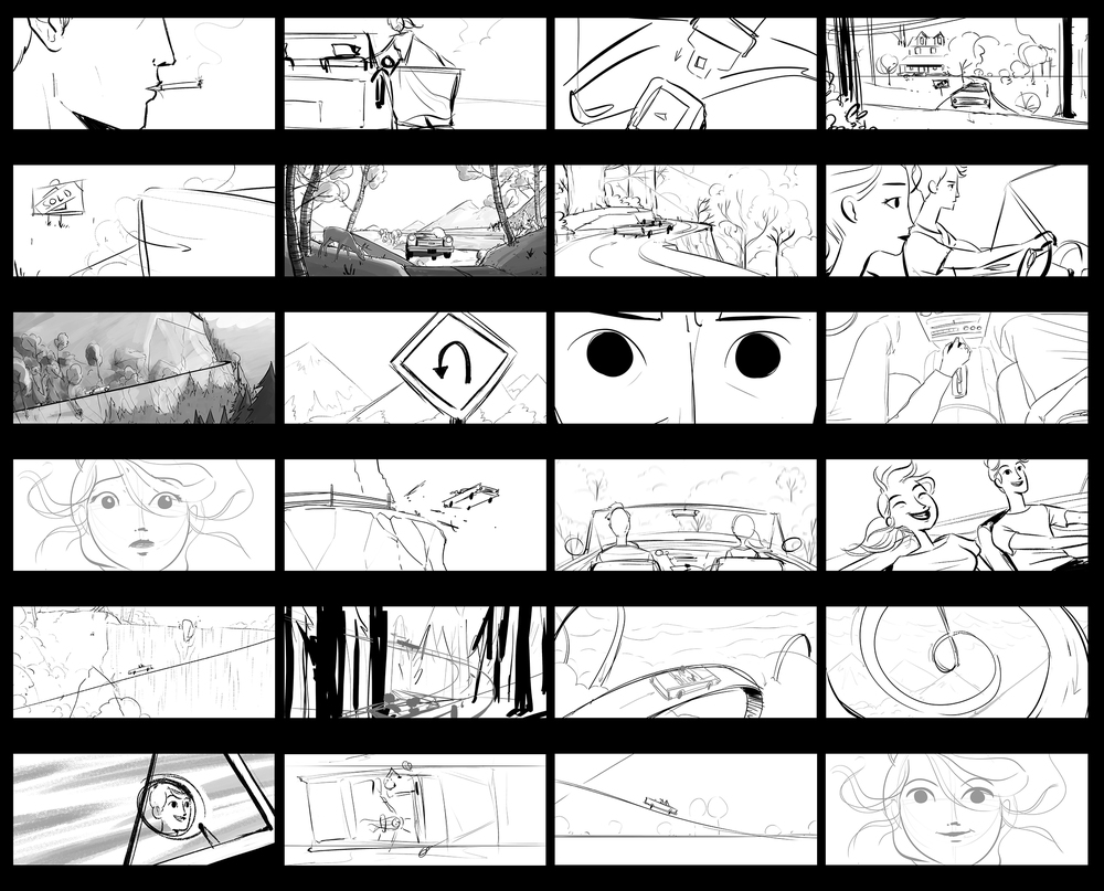 Let's Go Storyboards