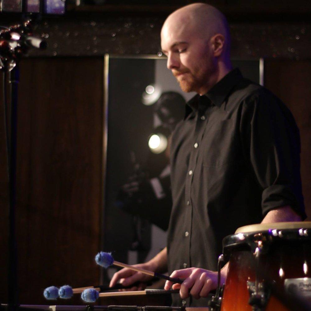 Michael Garbett    Drum Circle Facilitator, Educator