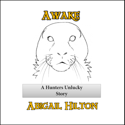 Keesha is woken from his winter torpor by a surprising visitor to the Dreaming Sea. His old enemy, Arcove, has a problem, and he needs Keesha's help.   Awake  is a cross-over story between the novel  Hunters Unlucky  and the Prophet of Panamindorah series. You should probably listen to  Hunters  before listening to  Awake , but you don't need to have heard Prophet.