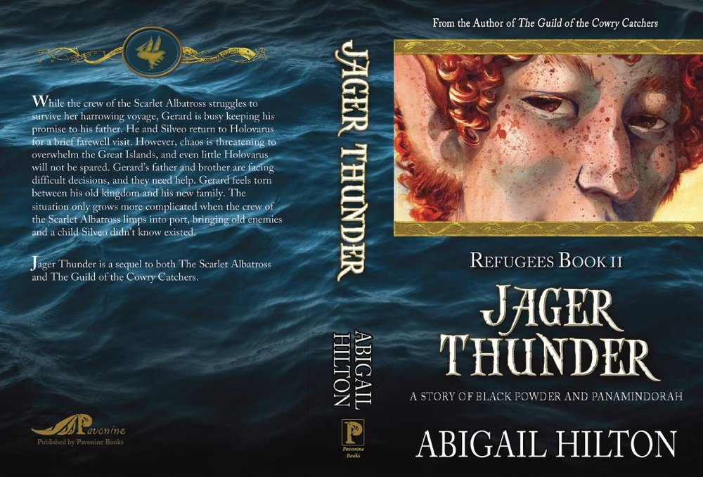 Jager Thunder Is Available In EBook And Paper