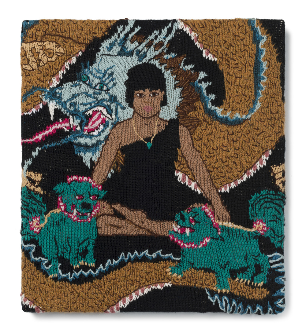 """Kate Just, Feminist Fan #17 (Kate Beynon, Self Portrait with Guardian Spirits, 2010), 2016         Normal   0           false   false   false     EN-AU   JA   X-NONE                                                                                                                                                                                                                                                                                                                                                                           /* Style Definitions */  table.MsoNormalTable {mso-style-name:""""Table Normal""""; mso-tstyle-rowband-size:0; mso-tstyle-colband-size:0; mso-style-noshow:yes; mso-style-priority:99; mso-style-parent:""""""""; mso-padding-alt:0in 5.4pt 0in 5.4pt; mso-para-margin-top:0in; mso-para-margin-right:0in; mso-para-margin-bottom:10.0pt; mso-para-margin-left:0in; line-height:115%; mso-pagination:widow-orphan; font-size:11.0pt; font-family:""""Calibri"""",""""sans-serif""""; mso-ascii-font-family:Calibri; mso-ascii-theme-font:minor-latin; mso-hansi-font-family:Calibri; mso-hansi-theme-font:minor-latin; mso-fareast-language:EN-US;}"""