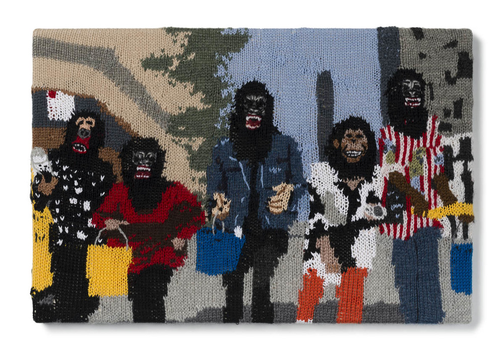 """Kate Just, Feminist Fan #16 (Guerrilla Girls in New York City by George Lang, 1995), 2015        Normal   0           false   false   false     EN-AU   JA   X-NONE                                                                                                                                                                                                                                                                                                                                                                           /* Style Definitions */  table.MsoNormalTable {mso-style-name:""""Table Normal""""; mso-tstyle-rowband-size:0; mso-tstyle-colband-size:0; mso-style-noshow:yes; mso-style-priority:99; mso-style-parent:""""""""; mso-padding-alt:0in 5.4pt 0in 5.4pt; mso-para-margin-top:0in; mso-para-margin-right:0in; mso-para-margin-bottom:10.0pt; mso-para-margin-left:0in; line-height:115%; mso-pagination:widow-orphan; font-size:11.0pt; font-family:""""Calibri"""",""""sans-serif""""; mso-ascii-font-family:Calibri; mso-ascii-theme-font:minor-latin; mso-hansi-font-family:Calibri; mso-hansi-theme-font:minor-latin; mso-fareast-language:EN-US;}"""