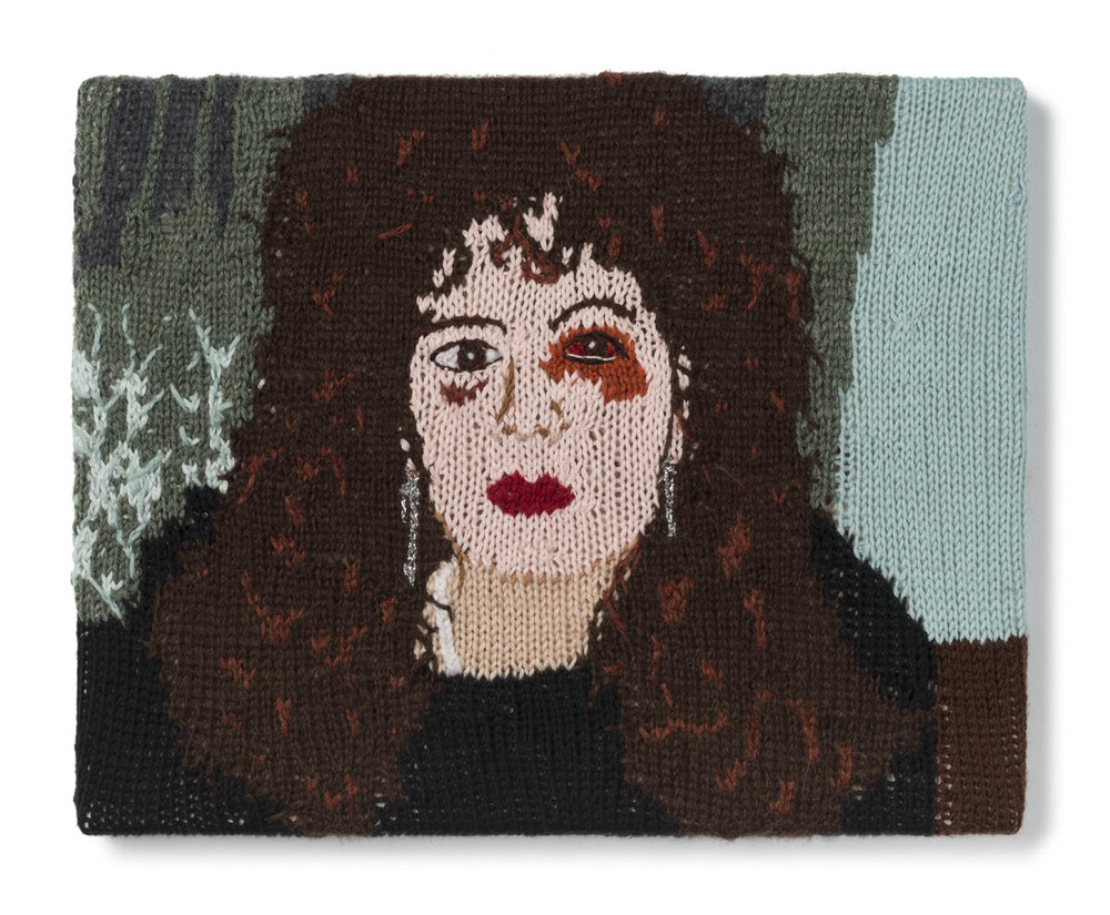 "Feminist Fan #20 (Nan Goldin, Nan, one month after being battered, 1984), 2016        Normal   0           false   false   false     EN-AU   JA   X-NONE                                                                                                                                                                                                                                                                                                                                                                           /* Style Definitions */  table.MsoNormalTable 	{mso-style-name:""Table Normal""; 	mso-tstyle-rowband-size:0; 	mso-tstyle-colband-size:0; 	mso-style-noshow:yes; 	mso-style-priority:99; 	mso-style-parent:""""; 	mso-padding-alt:0in 5.4pt 0in 5.4pt; 	mso-para-margin-top:0in; 	mso-para-margin-right:0in; 	mso-para-margin-bottom:10.0pt; 	mso-para-margin-left:0in; 	line-height:115%; 	mso-pagination:widow-orphan; 	font-size:11.0pt; 	font-family:""Calibri"",""sans-serif""; 	mso-ascii-font-family:Calibri; 	mso-ascii-theme-font:minor-latin; 	mso-hansi-font-family:Calibri; 	mso-hansi-theme-font:minor-latin; 	mso-fareast-language:EN-US;}"