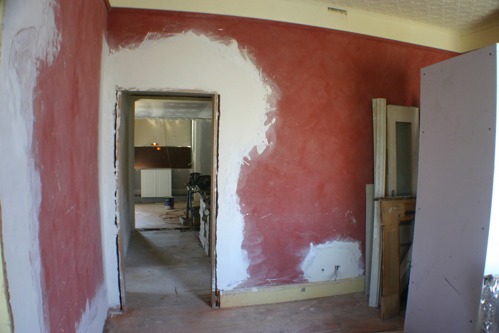 Solid Plastering and Rendering