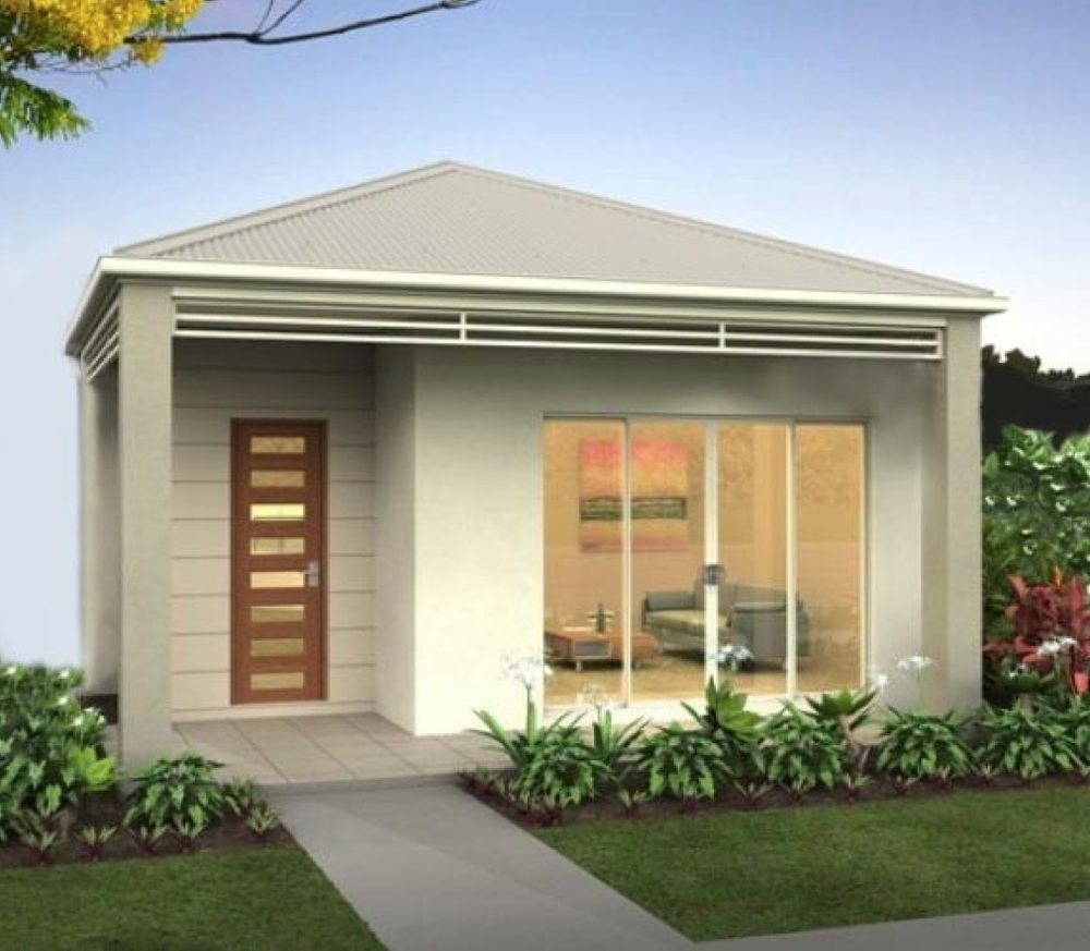 Granny flats designs granny flat builders in adelaide for Home designs with granny flat